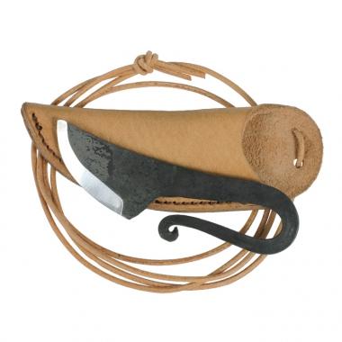 Schmuckmesser in Lederscheide